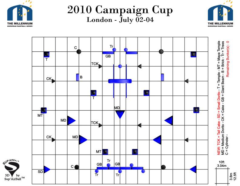 Опубликована схема поля на